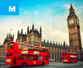What is Mashable and what is it doing in London?