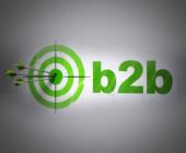 Shock finding: B2B companies lead social network trend